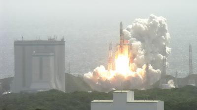 Запуск японского космического зонда перенесен на 3 декабря