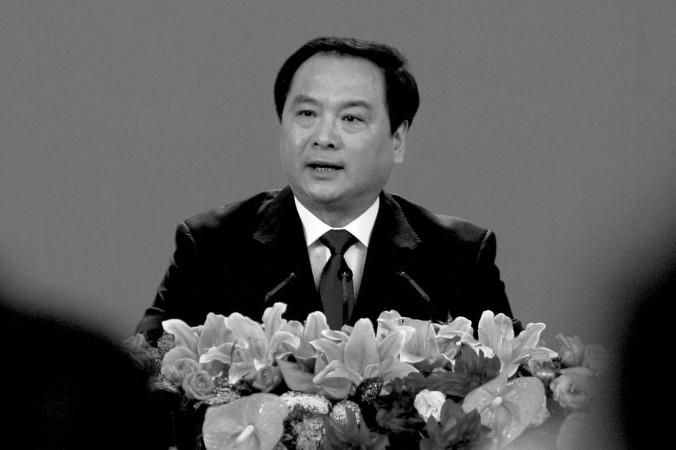Ли Дуншэн, бывший глава тайной полиции, так называемого «Офиса 610», в Доме народных собраний 14 октября 2007 года. Фото: Frederic J. Brown/AFP/Getty Images   Epoch Times Россия