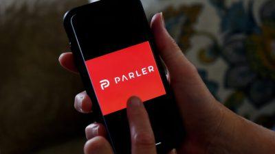 «Привет, мир, эта штука включена?»— Parler снова в сети