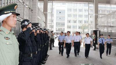 Пять городов-тюрем в Китае