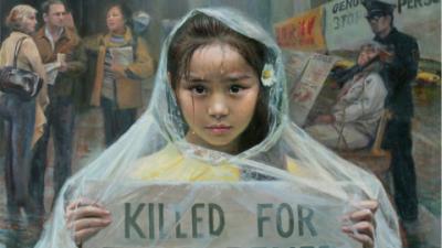 Произведения китайских художников представлены на  художественной скандинавской ярмарке Art Nordic