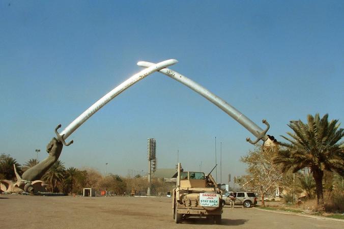 Жители Ирака приветствуют намерение властей убрать защитные бетонные заборы в Багдаде