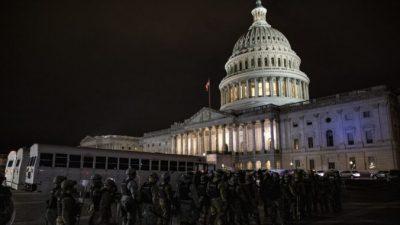Палата представителей Конгресса США начала расследование штурма Капитолия