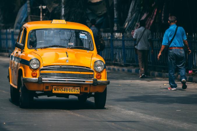 В Нью-Дели запретили сервис такси Uber из-за обвинения водителя в изнасиловании пассажирки