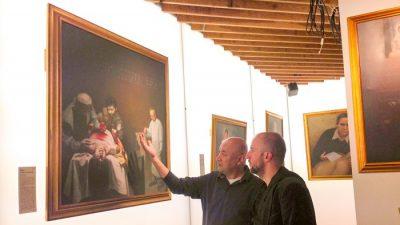Выставка «Истина, Доброта, Терпение» открылась в Лондоне