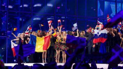 Объявлены все финалисты Евровидения