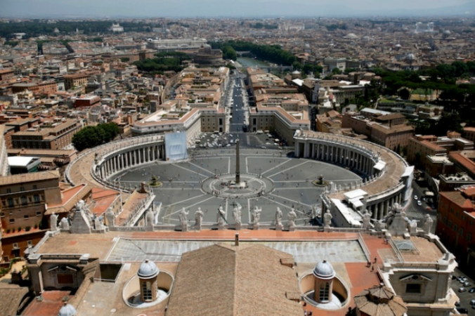 Площадь Святого Петра в Ватикане, 5 июля 2012 года. Alessia Pierdomenico/Bloomberg via Getty Images | Epoch Times Россия