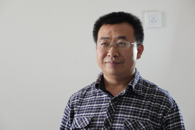 Китайский адвокат по правам человека Цзян Тяньюн. Официальные китайские СМИ подтвердили 16 декабря, что Цзян взят под стражу. Фото: Epoch Times | Epoch Times Россия