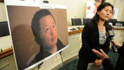 Пропавший 13 августа адвокат Гао Чжишен находится под стражей в Пекине