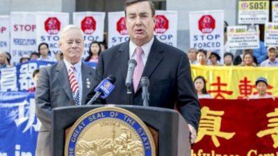 Китайское консульство угрожает сенаторам Калифорнии за принятие резолюции против нарушений прав человека в Китае