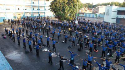 Мексиканская полиция намеревается использовать медитацию для борьбы с насилием в школах