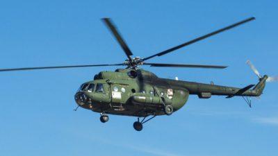 В Сомали вновь обстрелян российский вертолёт