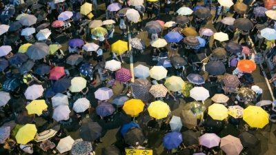 Бывший лидер движения на Тяньаньмэнь: В Гонконге не будет разгона, как в 1989 году