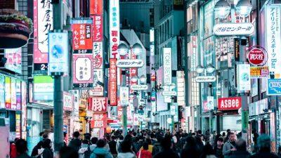Торговые автоматы в Японии будут предупреждать о землетрясениях