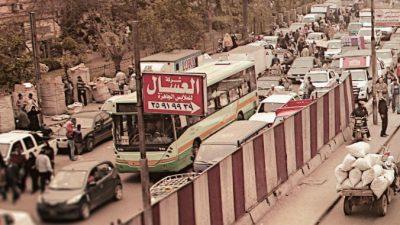 Все туристические автобусы Египта будут оборудованы GPS