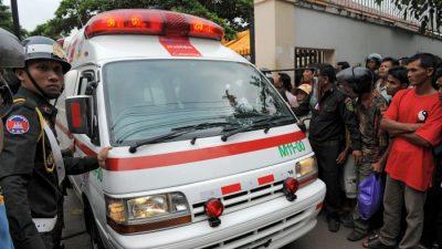 Китайский врач участвовал в камбоджийской схеме торговли органами