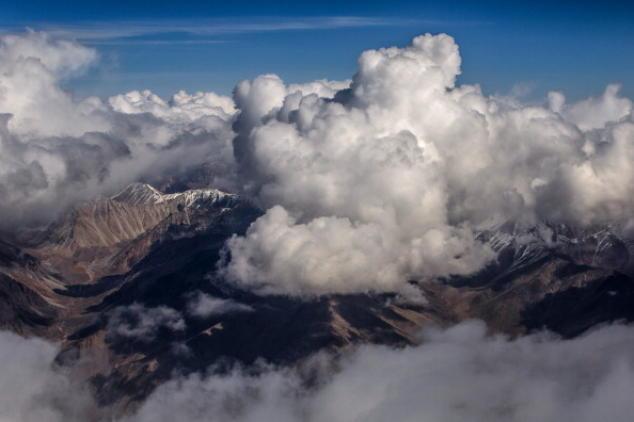 Ладакх — бывшая провинция великого королевства Тибет, в настоящее время часть Индии и Пакистана. Фото: Daniel Berehulak/Getty Images | Epoch Times Россия