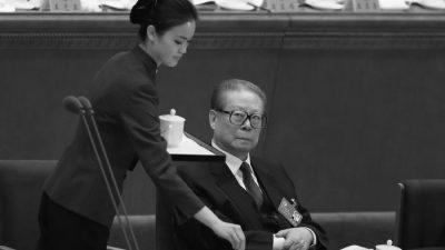 Слухи про любовниц бывшего лидера Китая не подверглись цензуре