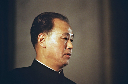 Чжао Цзыян, 17 октября 1980 года. Фото: AFP/Getty Images | Epoch Times Россия
