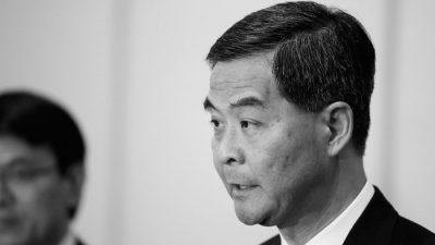 Глава Гонконга близок к увольнению