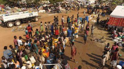 50 тысяч малышей могут погибнуть от голода в Южном Судане