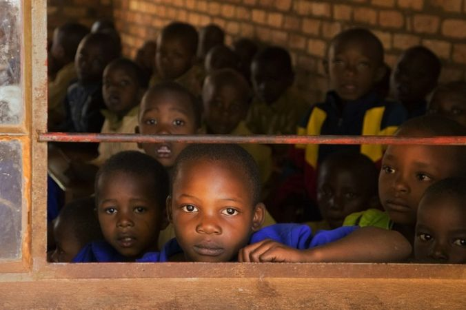 Школа для африканских детей. Фото: pixabay.com/CC0 Public Domain | Epoch Times Россия