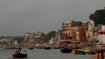 Сложная задача по очистке Ганга  для правительства Индии
