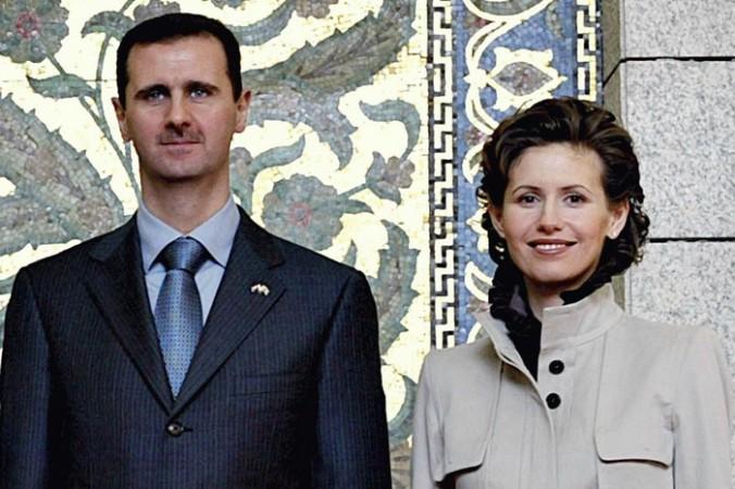 Президент Сирии Башар Асад со своей супругой. Фото: Ricardo Stuckert/ABr/sk.wikipedia.org/CC BY 3.0 BR   Epoch Times Россия