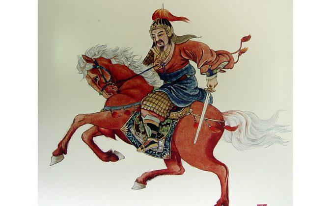 У Цзысюй, генерал и министр в период Воюющих царств. (Ван Шуан-Куань / Великая Эпоха) | Epoch Times Россия