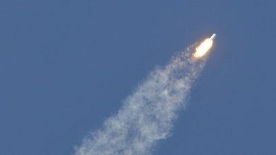 Япония протестует против пуска Северной Кореей ракет в Японском море