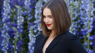 Эмилия Кларк, звезда Игры Престолов, стала лицом Dior