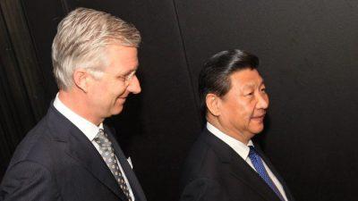 Бамбуковый занавес между ЕС и Китаем