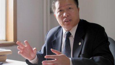 Срок заключения «совести Китая» заканчивается 7 августа