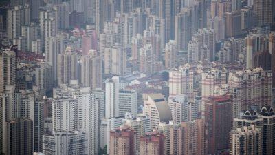 Гонконгские магнаты избавляются от недвижимости в Шанхае