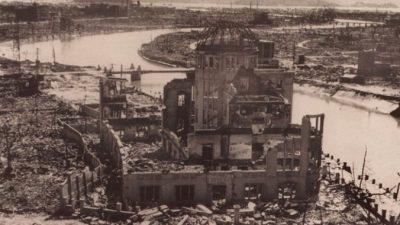 В Хиросиме отметили 69-ю годовщину сброса атомной бомбы