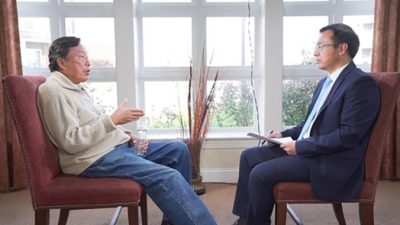 Эксклюзивное интервью с сыном знаменитого китайского военного. Часть вторая. «Торговля чинами — признак конца династии»