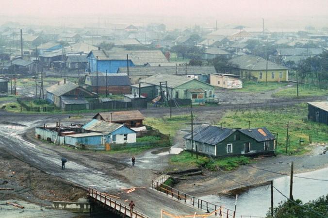 Остров Кунашир. Фото: JUNJI KUROKAWA/AFP/Getty Images   Epoch Times Россия