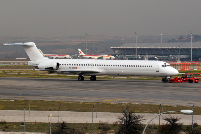 Curimedia - McDonnell Douglas MD-83 Swiftair EC-LTVUploaded by Dura-Ace, CC BY 2.0, https://commons.wikimedia.org/w/index.php?curid=24223921 | Epoch Times Россия