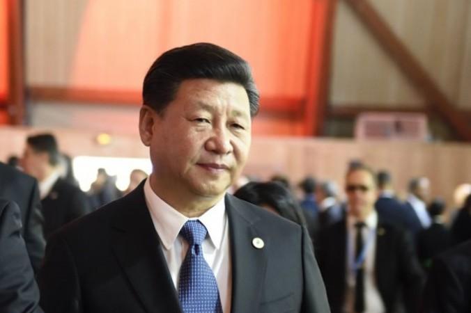 Си Цзиньпин на конференции ООН по изменению климата, Париж, 30 ноября 2015 г. Фото: Eric Feferberg/AFP/Getty Images | Epoch Times Россия