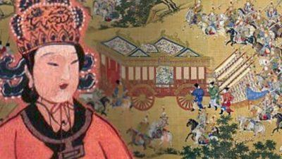 Почему первая императрица Китая казнила преданного ей вассала?