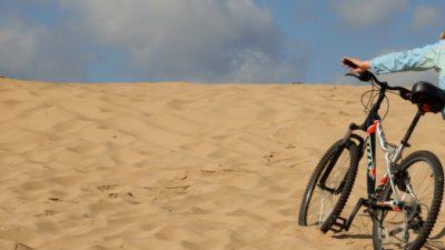 Африку на велосипеде собирается пересечь ирландец