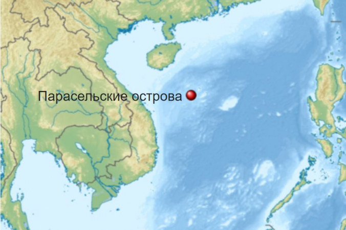 Nzeemin, NordNordWest - ETOPO1 for relief and bathymetryFile:South China Sea location map.svg for country borders (CC-BY-SA-3.0-DE) by NordNordWest/Wikipediaсобственная работа, CC BY-SA 3.0, https://commons.wikimedia.org/w/index.php?curid=20907234   Epoch Times Россия