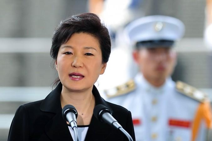 Президент Южной Кореи Пак Кын Хе. Фото: JUNG YEON-JE/AFP/Getty Images   Epoch Times Россия
