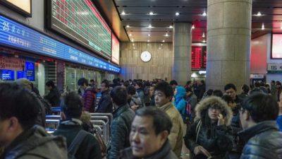 Накануне китайского Нового года в Китае усиливаются протесты рабочих-мигрантов
