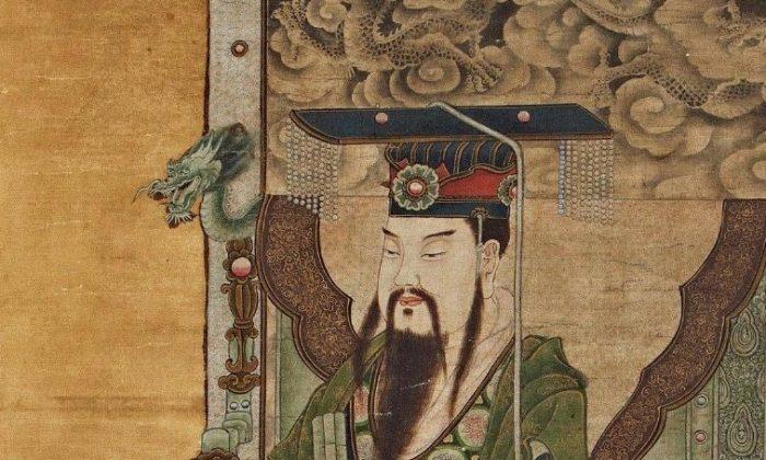 Изображение Великого нефритового императора династии Мин. (Public Domain) | Epoch Times Россия