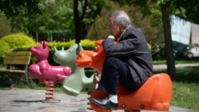 Китайские власти не сдержали обещания позаботиться об одиноких стариках