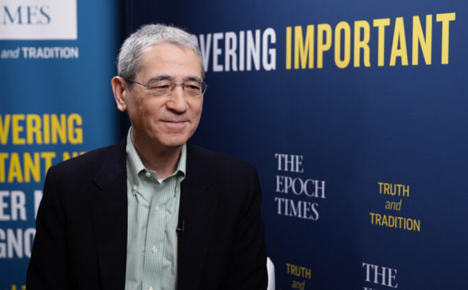 Китайский аналитик Гордон Чан на конференции в Орландо, штат Флорида, США, 25 февраля 2021 года. Tal Atzmon/The Epoch Times | Epoch Times Россия