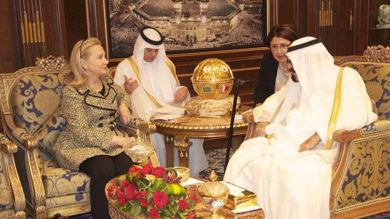 Клинтон и Король Абдулла, Эр-Рияд, Саудовская Аравия. U.S. Department of State/wikipedia.org/Общественное достояние  | Epoch Times Россия