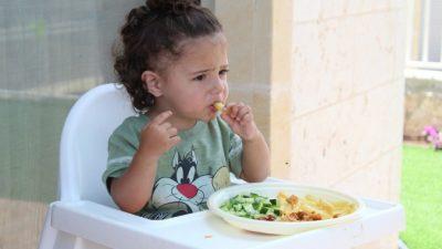 Пищевые привычки детей формируются до 1 года