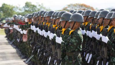 Китайский генерал считает, что армия Китая никогда не догонит армию США
